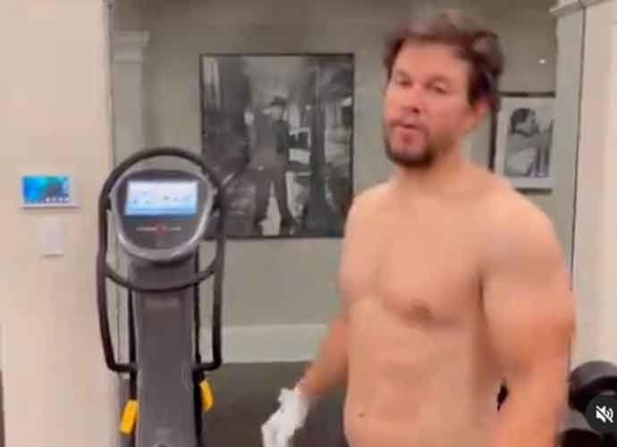 WATCH: Mark Wahlberg Posts Shirtless 2:30 A.M. Workout
