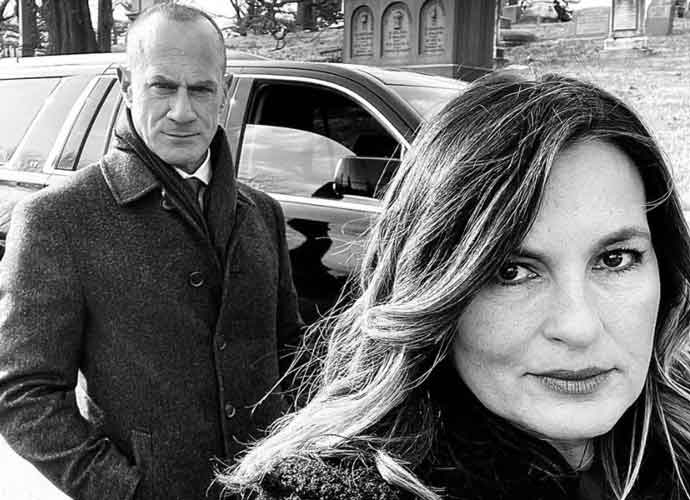 Christopher Meloni & Mariska Hargitay Tease 'Law and Order' Spinoff In New Photo