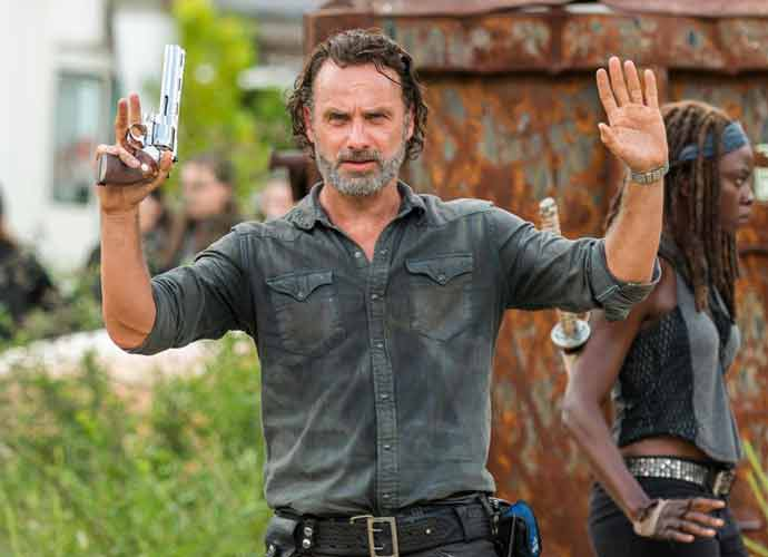 Andrew Lincoln Expresses Regret About Leaving 'The Walking Dead'