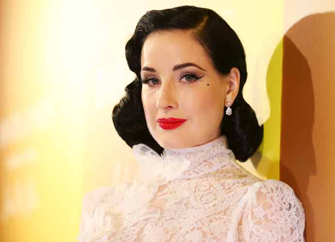 Marilyn Manson's Ex-Wife, Dita Von Teese, Addresses Abuse Allegations
