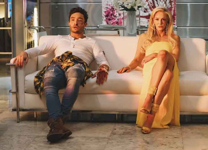 VIDEO EXCLUSIVE: Louise Linton&Ed Westwick Reveal How They Made Serial Murder Look Fun In 'Me You Madness'