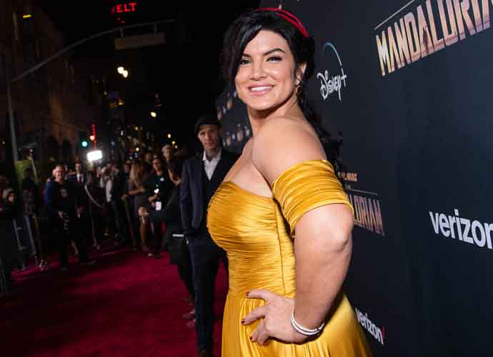 Ted Cruz Defends Actress Gina Carano After Lucasfilm Fires Her For Offensive Comments