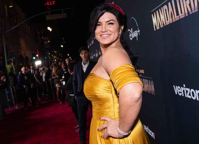 Hasbro Drops Gina Carano 'Mandalorian' Toys