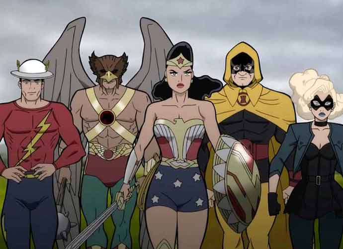 WATCH: DC Releases First Trailer For 'Justice Society: World War II'