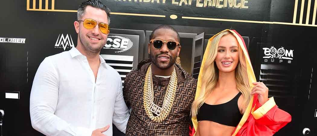 Boxing Champion Floyd Mayweather Hosts Huge 44th Birthday Party Despite the COVID-19 Pandemic