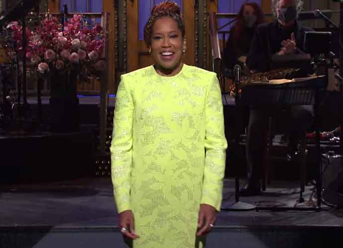 Regina King Brings The Laughs As Host Of 'Saturday Night Live'