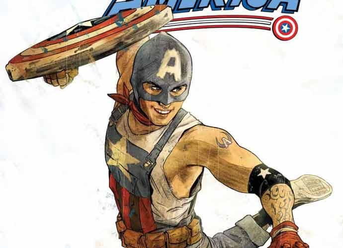 Marvel Announces First Gay Captain America, Aaron Fischer