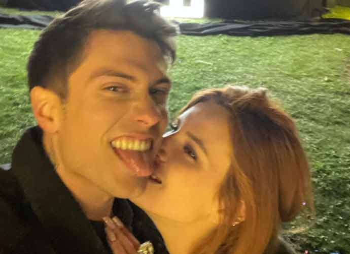 Bella Thorne Engaged To Italian Singer Benjamin Mascolo