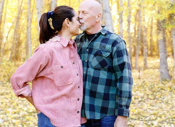 Bruce Willis & Emma Heming Celebrate 12 Years Of Marriage Despite Split Rumors