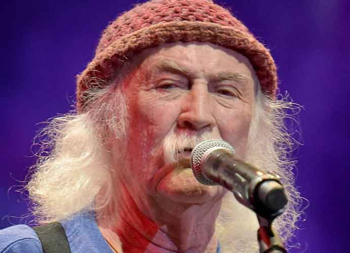 David Crosby Calls Neil Young 'The Most Selfish Person I Know'
