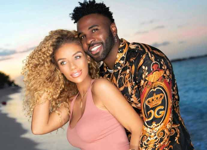 Jason Derulo Expecting His First Child With Girlfriend Jena Frumes