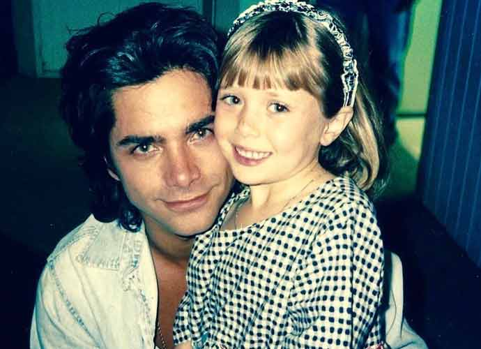 John Stamos Posts 'Full House' Throwback With Elizabeth Olsen In Honor Of 'Wandavision' Finale