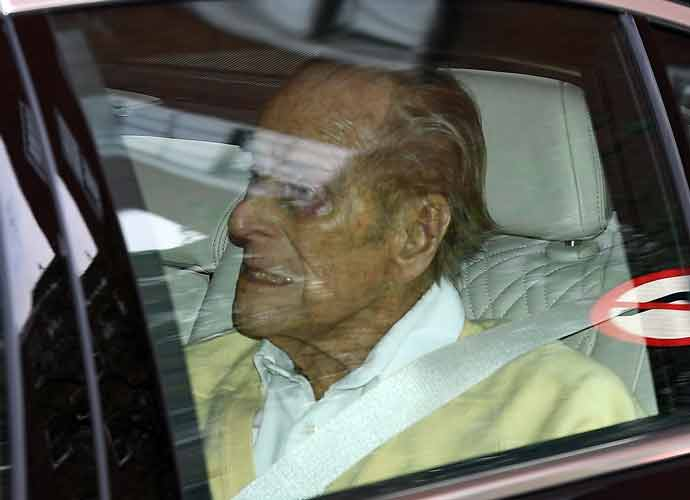 Prince Phillip Discharged From Hospital After Month-Long Stay