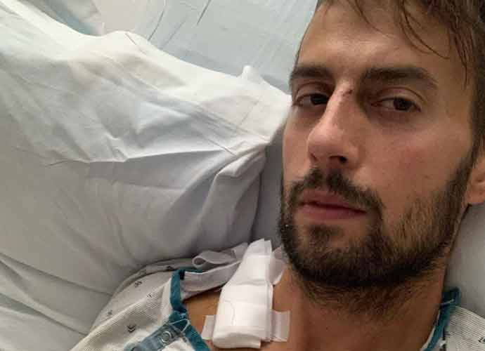 Lady Gaga's Dog Walker, Ryan Fischer, Recovering In Hospital After Dogs Are Returned