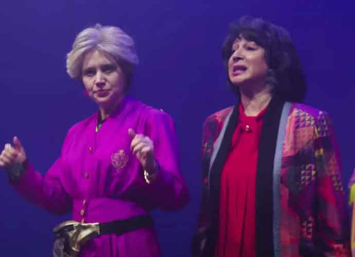 WATCH: 'SNL' Mocks Boomers Getting COVID-19 Vaccine