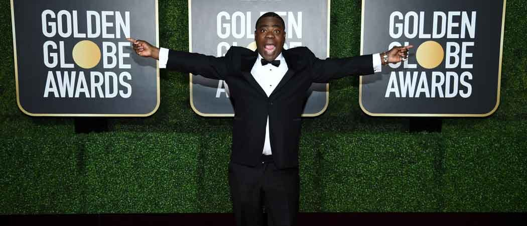 Tracy Morgan's Pronunciation of 'Soul' At The Golden Globes Was An Unforgettable Moment