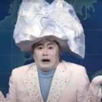 SNL's Bowen Yang Steals Show As Iceberg That Hit The Titanic