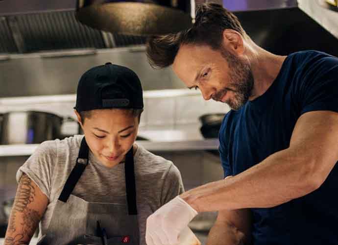 VIDEO EXCLUSIVE: 'Fast Foodies' Chef Kristen Kish Reveals What's *Really* In A Hot Dog!