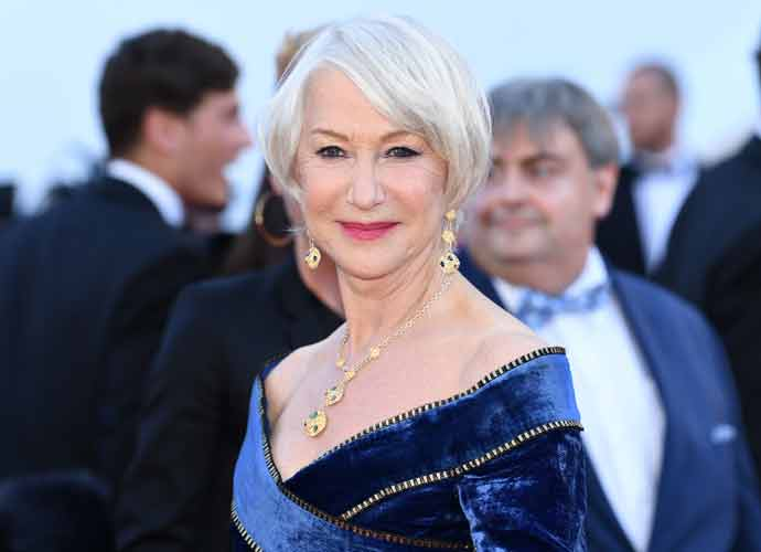 Helen Mirren Says She Confronted A Bear While Quarantining In Nevada