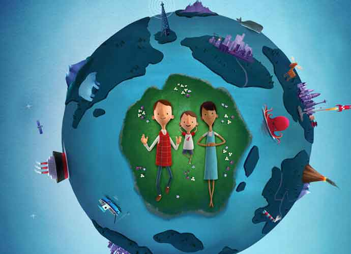 VIDEO EXCLUSIVE: Mike Gunton & Oliver Jeffers On Their Apple TV+ Earth Day Films