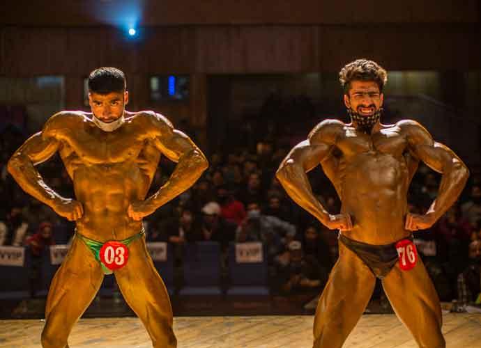 Kashmiri Bodybuilders Compete To Be Mr. Srinagar