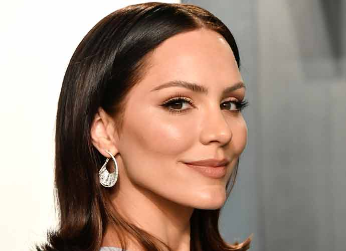 Katherine McPhee Shares Video Of Her Newborn Dancing To Her On TV