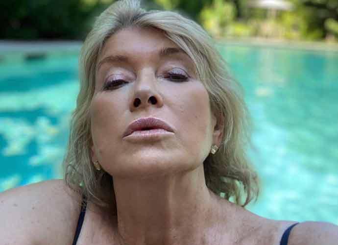 Martha Stewart Says She Got Proposals After Thirst Trap Pool Photo