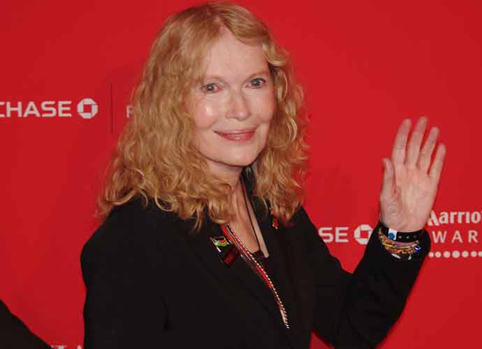 Mia Farrow Discusses Deaths Of Her 3 Adopted Children