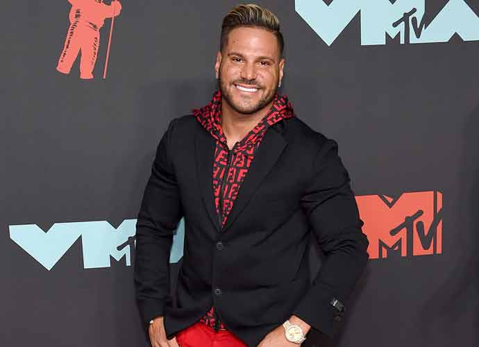 'Jersey Shore' Star Ronnie Ortiz-Magro Arrested On Domestic Abuse Charges