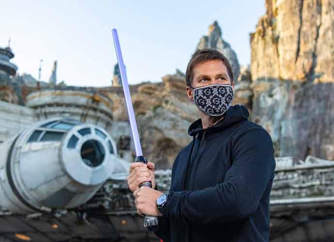Tom Brady Visits 'Star Wars: Galaxy's Edge' At Disney World