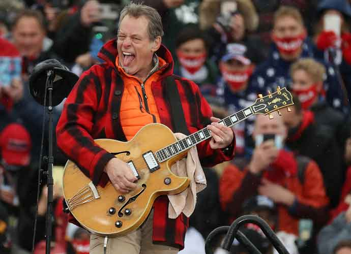 After Calling COVID-19 A 'Scam,' Ted Nugent Tests Positive For The Coronavirus: 'I Thought I Was Dying!'