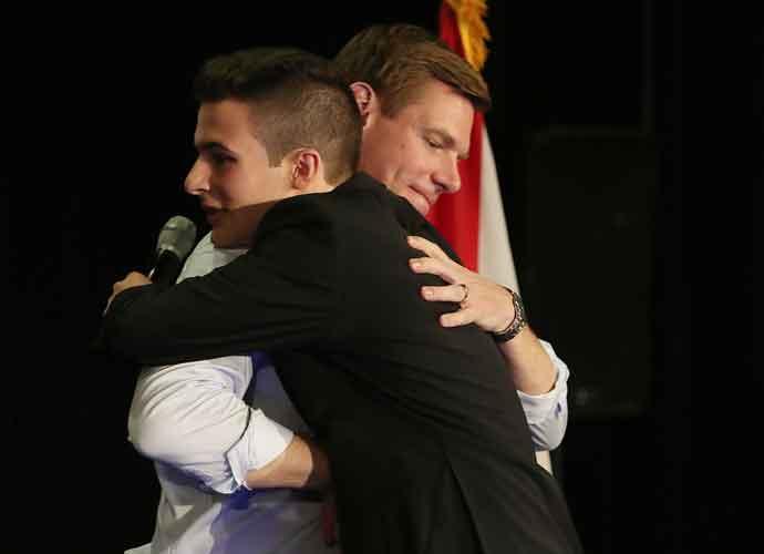 VIDEO EXCLUSIVE: Gun Control Activist Cameron Kasky Discusses His Struggle With Bipolar Disorder