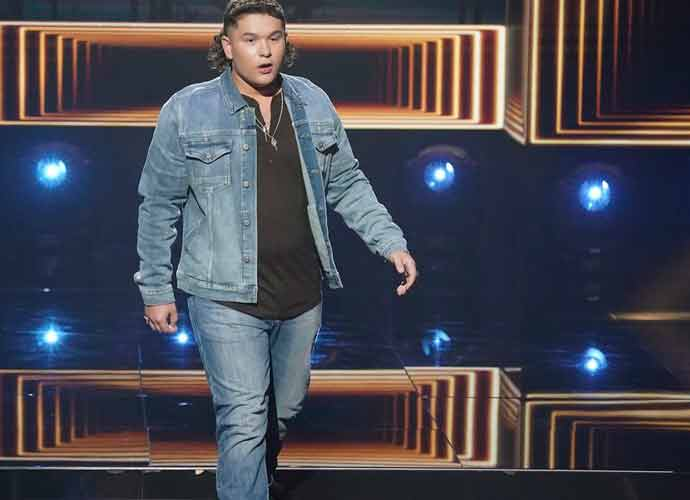 'American Idol' Finalist Caleb Kennedy Leaves Show After Video Of Friend With KKK-Like Hood Surfaces
