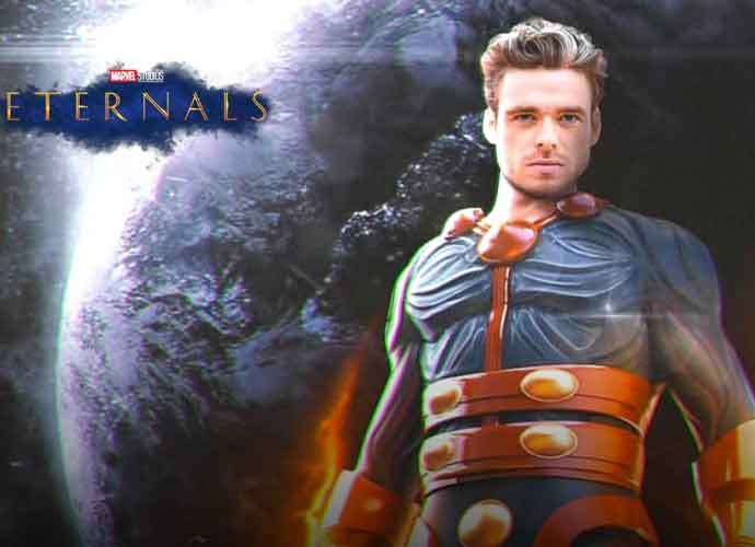 First Footage Of 'Eternals' Released During Promo For Upcoming Marvel Movies