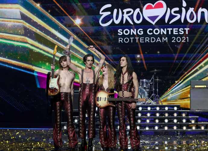 "Italy's Måneskin Wins Eurovision 2021 With ""Zitti e Buoni"""