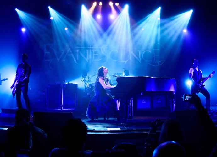 Evanescence 2021 Concert Tour Tickets Still Available!