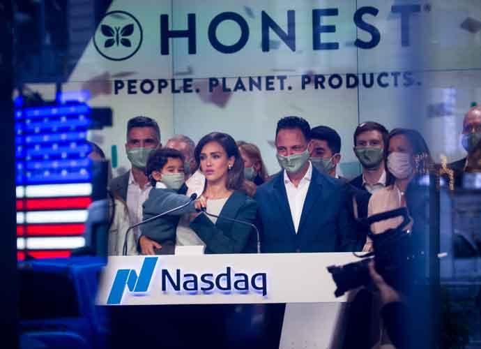 Jessica Alba's Beauty Company Honest Co. Surges In Nasdaq Debut