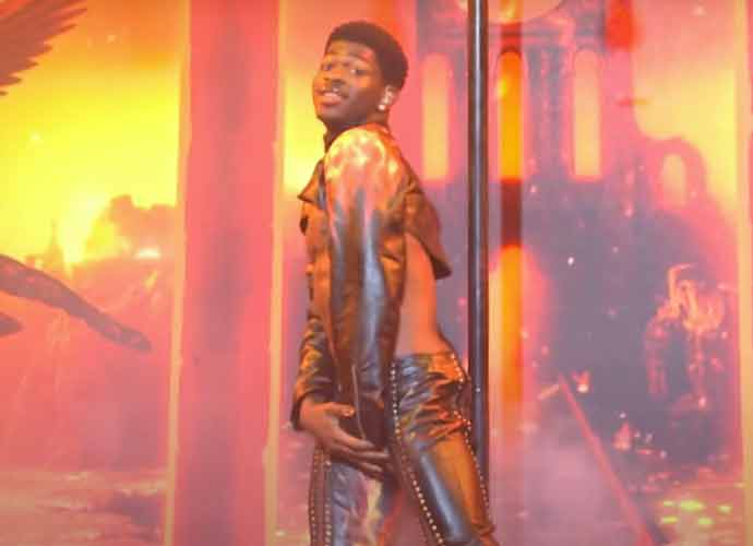 Wardrobe Malfunction! Lil Nas X Rips Pants On 'Saturday Night Live'