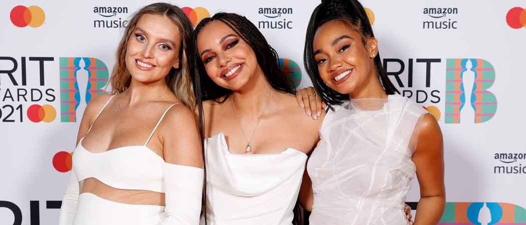 Little Mix Makes History As The First All-Female Band To Win Best British Group At The BRIT Awards