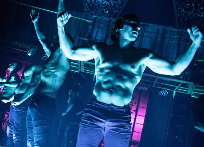 Performers Rehearse For 'Magic Mike Live' At London's Hippodrome Casino
