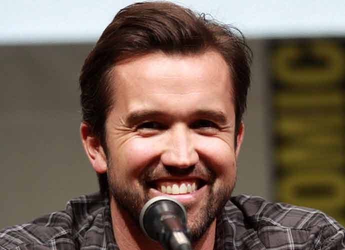 Rob McElhenney Thanks His Two Mom For Mother's Day