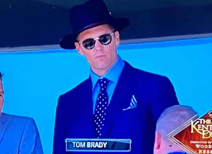Tom Brady's Kentucky Derby Outfit Compared To Judge Doom From 'Roger Rabbit'