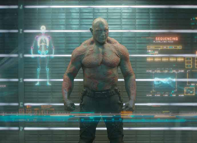 Dave Bautista Reveals That Constantly Being Shirtless Is One Reason He Left The MCU