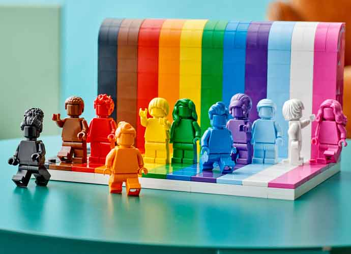 Lego Announces First LGBTQ+ Set In Time For Gay Pride Month