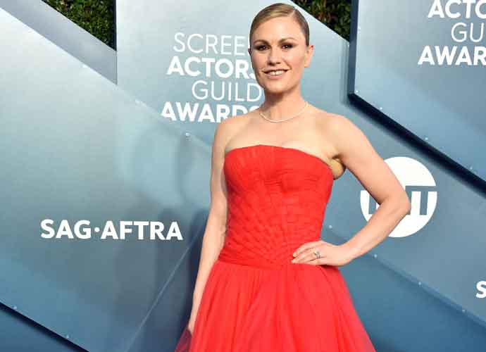 VIDEO EXCLUSIVE: Anna Paquin Reveals The Joy Of Playing 'Gnarly' Character On 'Flack'