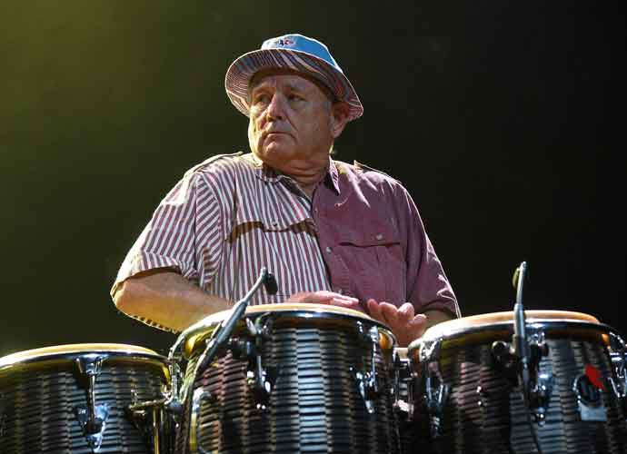Bill Murray Plays Drums At 5th Annual Love Rocks NYC
