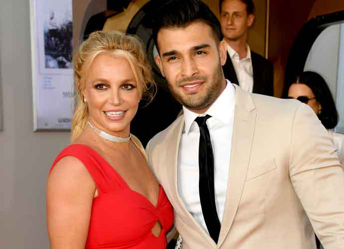 Britney Spears's Fiancé Sam Asghari Responds To Fans Telling Singer To Get A Prenup