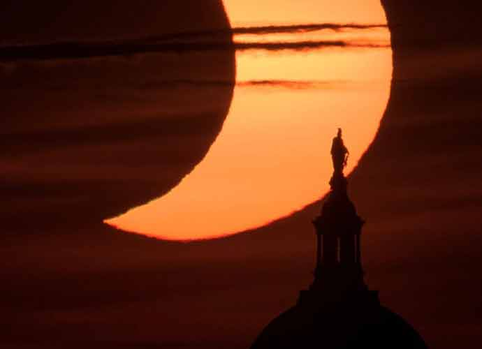 New Photos From The 'Ring Of Fire' Eclipse Revealed