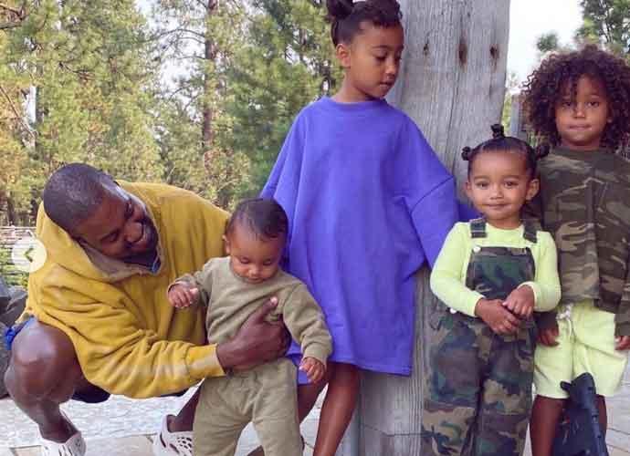 Kim Kardashian Celebrates Father's Day Paying Tribute To Ex Kanye West In Post