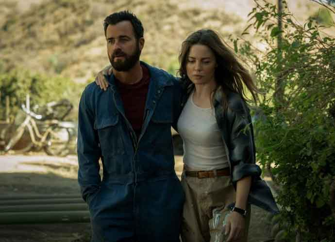 VIDEO EXCLUSIVE: Melissa George Explains How Justin Theroux Convinced Her To Star In 'The Mosquito Coast'